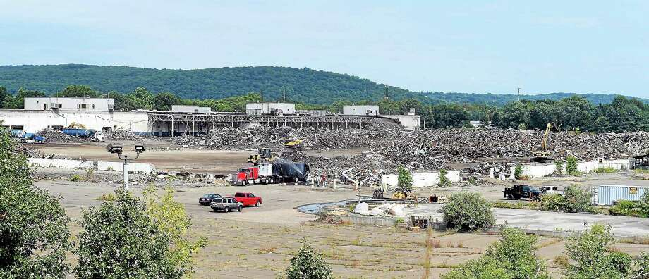 File photo—The former Pratt & Whitney site in North Haven Aug. 21, 2014. Photo: Mara Lavitt / Journal Register Co. / Mara Lavitt