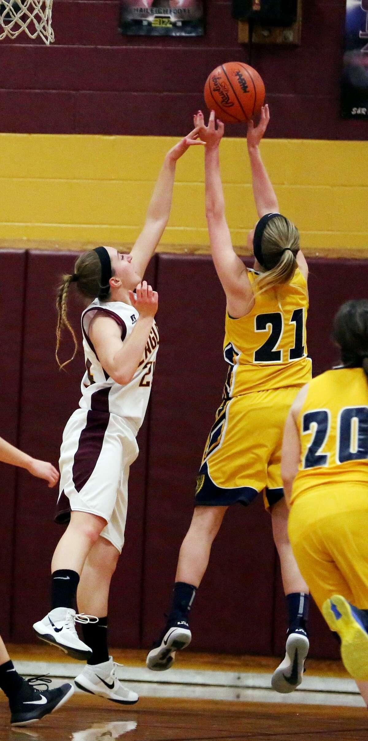 North Huron at Deckerville - Girls Basketball 2018