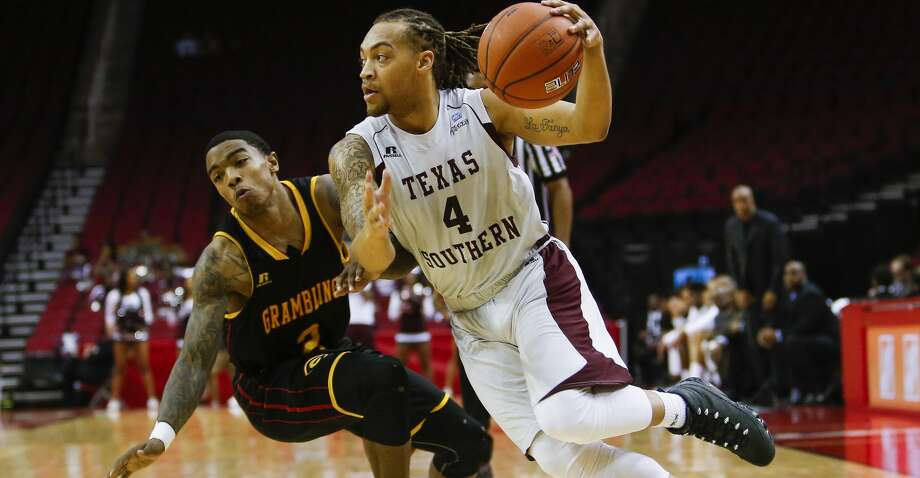 Grambling State defeated Texas Southern at H&PE Arena on Monday night. Photo: Michael Ciaglo/Houston Chronicle