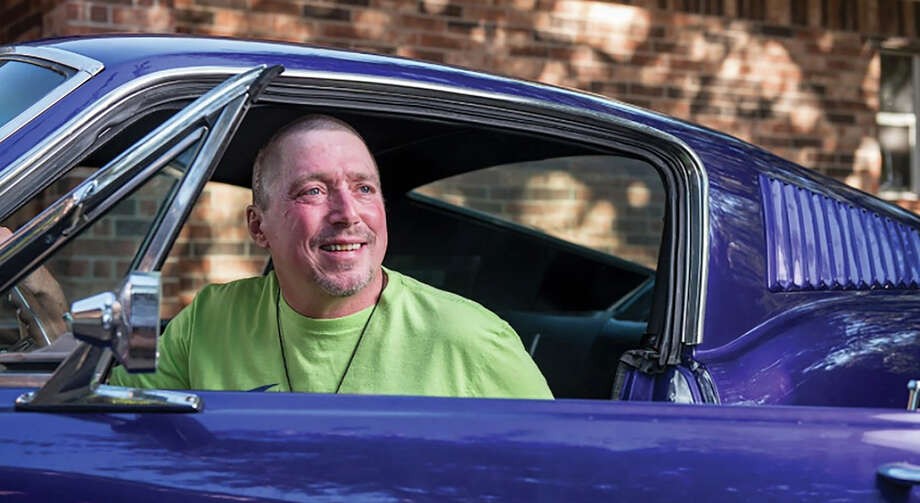 "Phil Baumann remained cancer-free for four years after a single injection of the virus before dying 1 1/2 years later. ""I'm extremely blessed to be given extra time to be a husband and father,"" he said after the cancer returned. Photo: Wyatt McSpadden / handout"