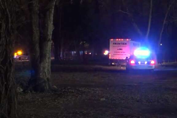 Deputies recovered a stolen box truck Monday night near Acres Homes.
