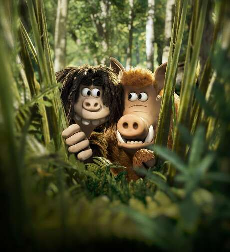 """""""Early Man"""" is set at the exact moment the Stone and Bronze Ages collide. (Lionsgate) Photo: Lionsgate, TNS"""