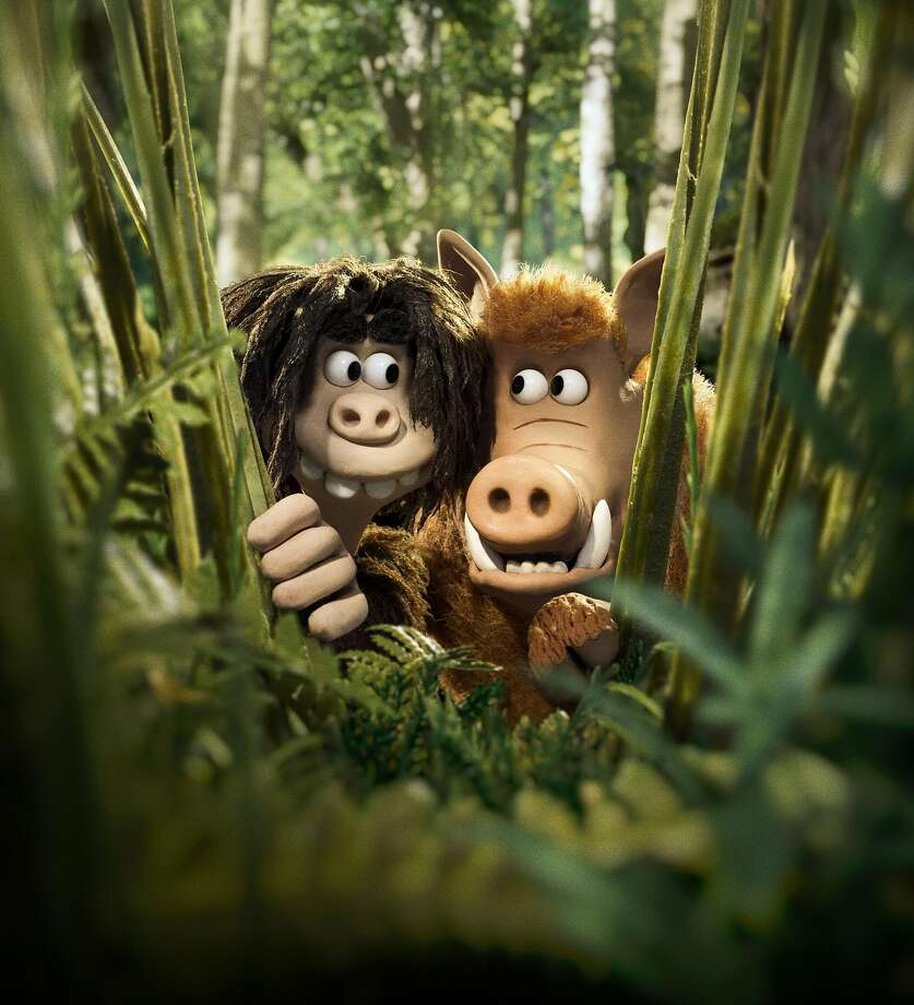 """Early Man"" is set at the exact moment the Stone and Bronze Ages collide. (Lionsgate) Photo: Lionsgate, TNS"