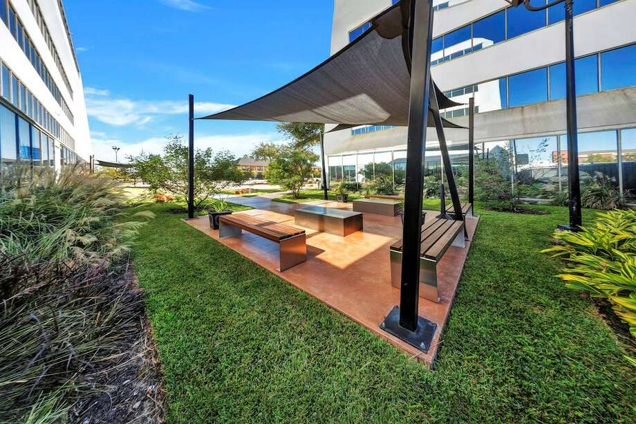 Hayman Properties plans to expand Vibe Hobby's Ventures co-working offerings at at 8866 and 8876 Gulf Freeway Photo: NAI Partners