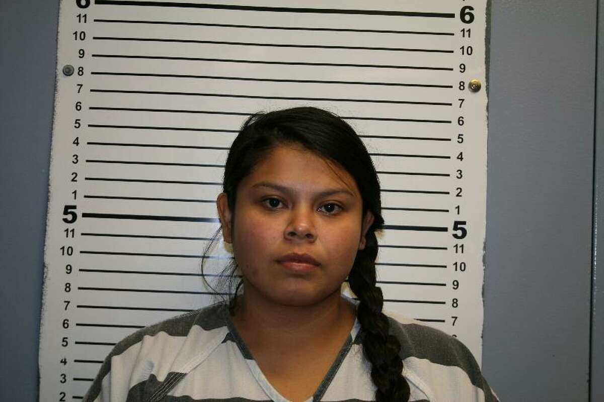 Aracely Sauceda, 24, of Bryan turned herself into the Burleson County Jail in September 2017 after being accused of an improper relationship with several students at Cadwell High School. She was sentenced to two years in prison in June 2018. READ MORE:Texas teacher, wife of athletic director accused of improper relationship with 15-year-old student