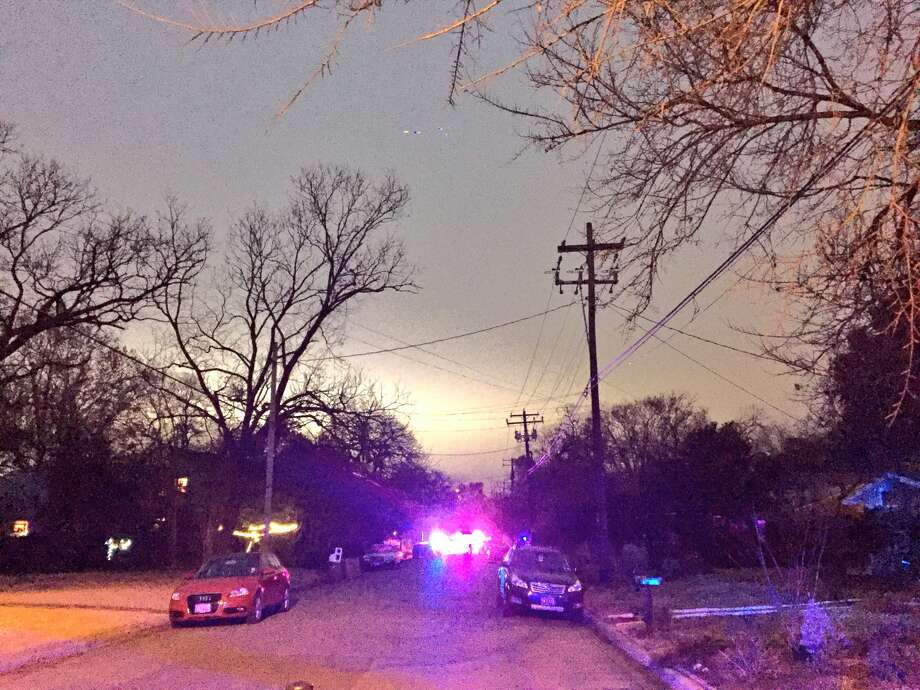 Austin police posted this picture from the scene of the home invasion on Jan. 26, 2018. Photo: Austin Police Department