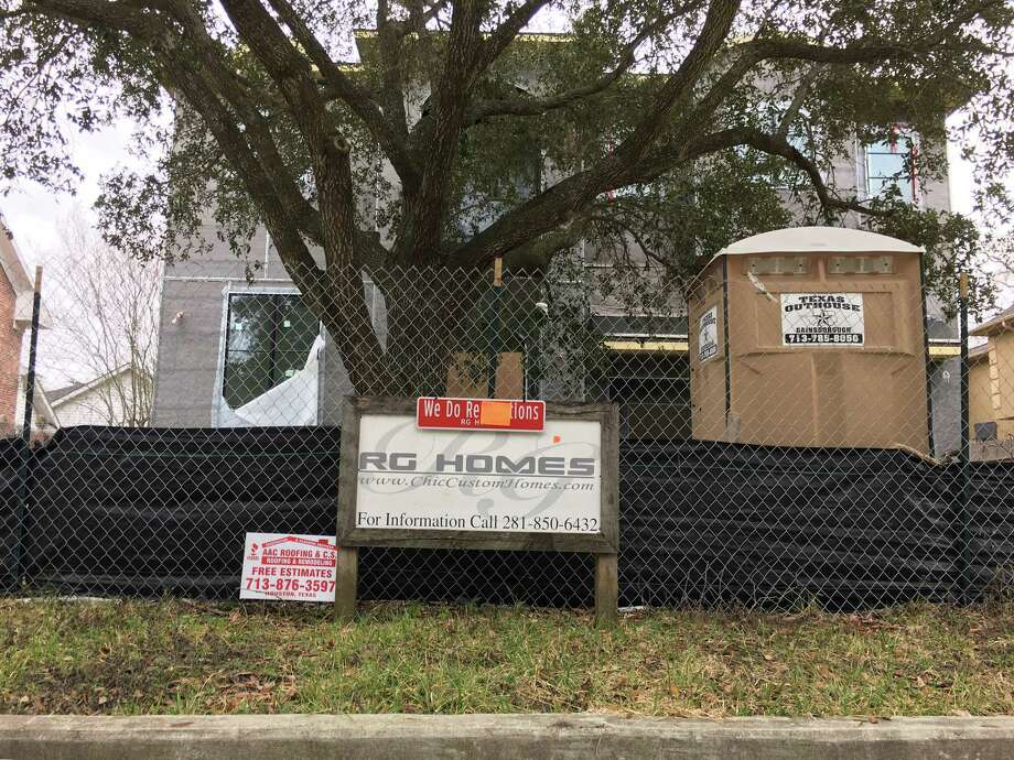 The latest legal actions claim fraud, negligence and breach of contract against RG Homes, a Houston company that has developed a number of high-end homes in Bellaire, Braes Heights and other affluent neighborhoods.
