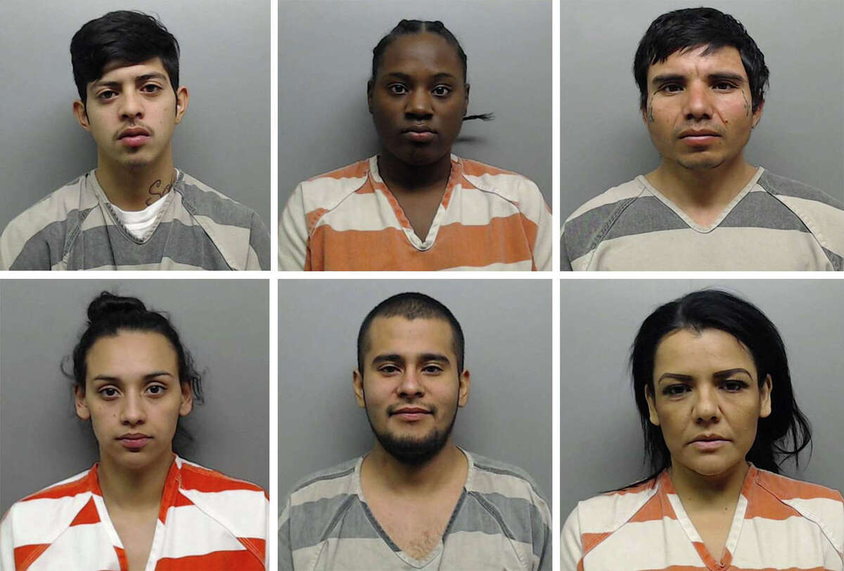 Click through the following gallery to see the most notable mugshots from crimes around Laredo during the month of January 2018.