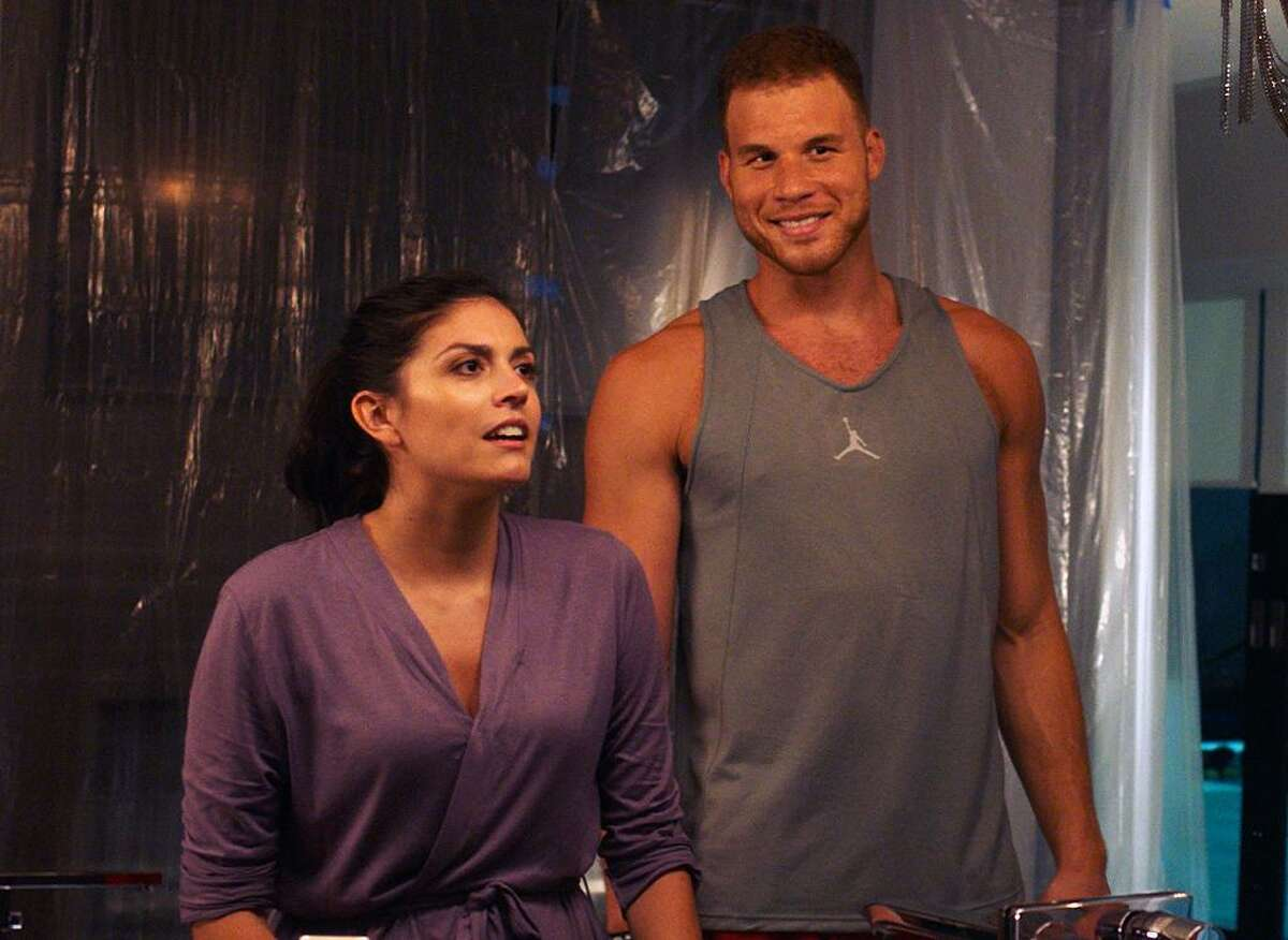 Cecily Strong and Blake Griffin star in