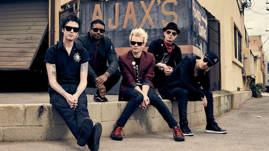 Sum 41 will play The Azted Theatre in May.