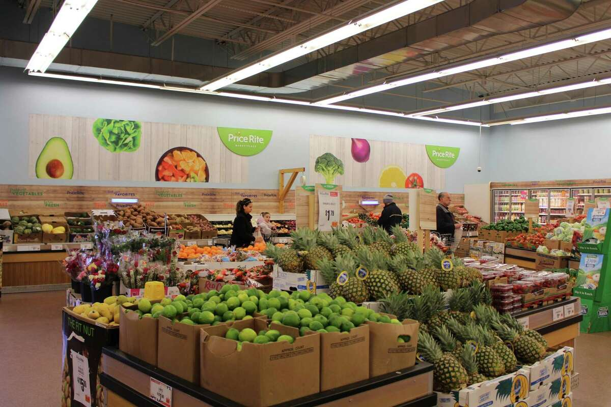 Rebranding efforts in Price Rite locations throughout Connecticut are showcasing a new look and store format to shoppers.