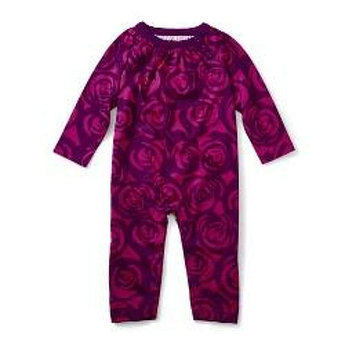 Tea Collection is recalling about 3,800 children?'s rompers because the snaps near the collar can detach, posing a choking hazard to young children. Photos courtesy of the Consumer Product Safety Commission.
