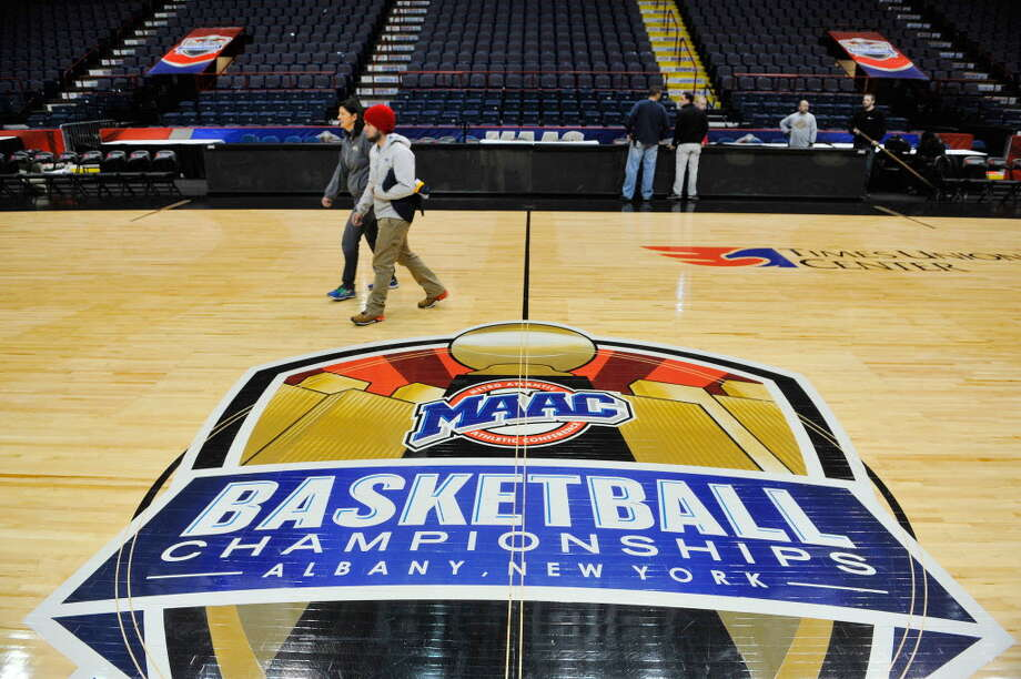 Times Union Center has hosted 18 MAAC Tournaments, but the event is likely to go elsewhere in 2020. (Paul Buckowski/Times Union)