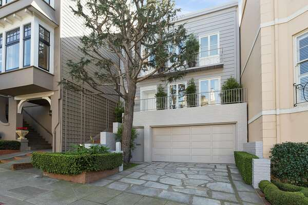 3325 Jackson St. in Presidio Heights is a four-bedroom available for $4.795 million.