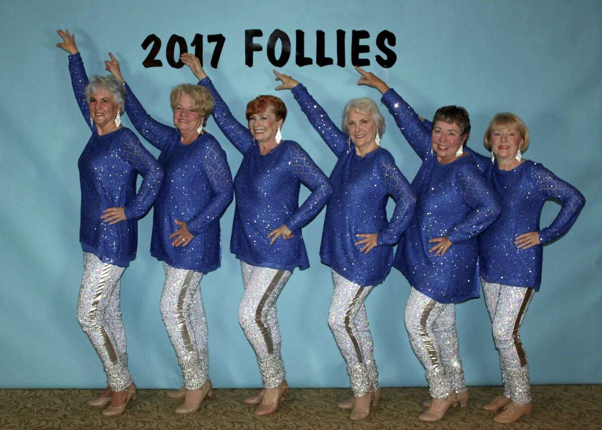 The Jazzy Broads will dance to the tunes of