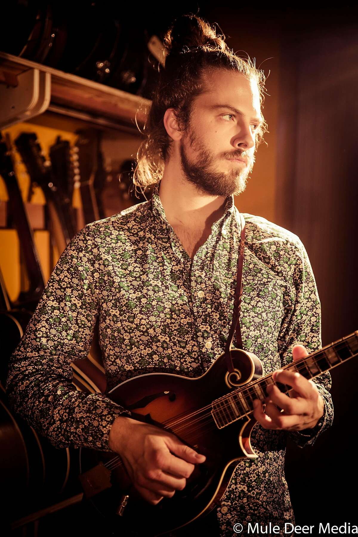Jacob Jolliff of the Jacob Jolliff Band plays Neck of the Woods in San Francisco on Saturday, Feb. 17 and at Cafe Stritch in San Jose as part of the San Jose Jazz Winter Fest on Sunday, Feb. 18.