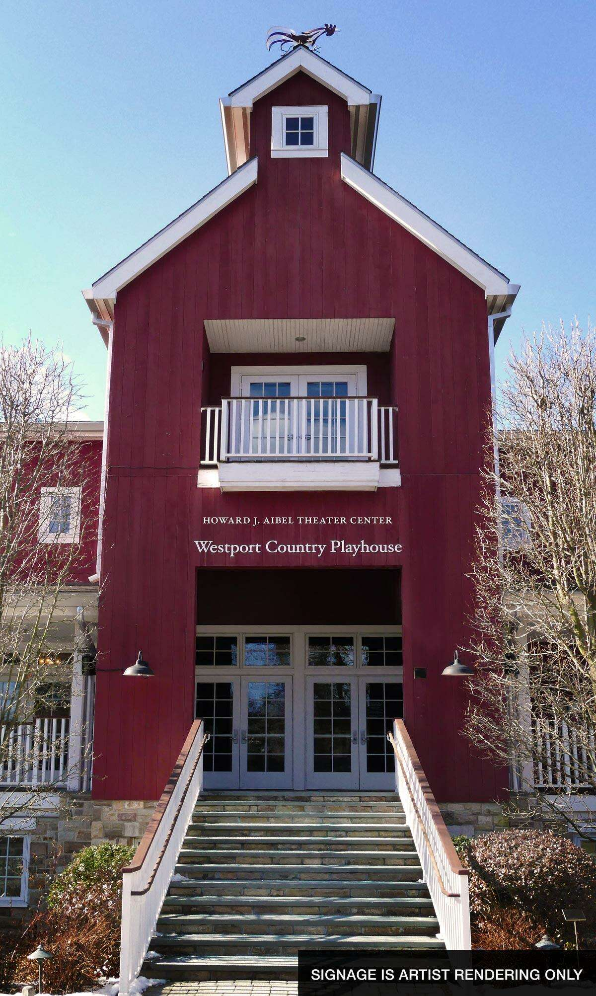 The Westport Country Playhouse announced Feb. 13 that it wiill rename its campus in honor of Howard J. Ailbel in honor of his $3 million donation to the organization.