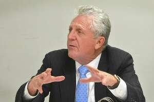 Norwalk Mayor Harry Rilling