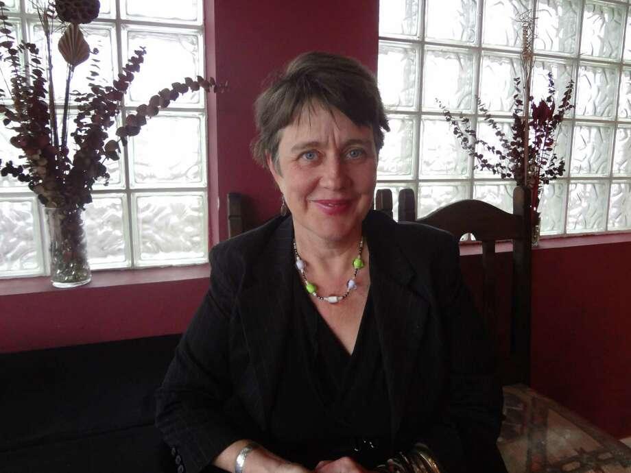 Sheila Black is leaving Gemini Ink, the Southtown literary non-profit organization. Photo: Express-News File Photo / San Antonio Express-News