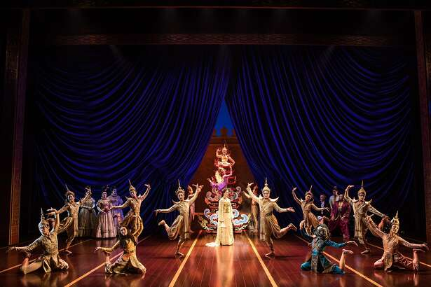 "The cast of Broadway San Jose's ""The King and I."""