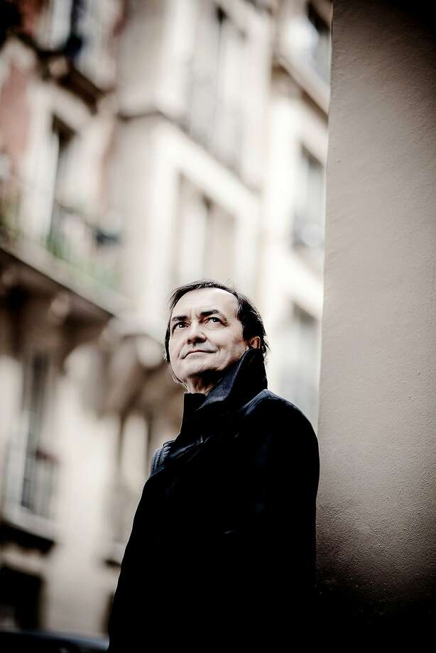 Pianist Pierre-Laurent Aimard comes to the Herbst Theatre on Friday, March 2. Photo: Marco Borggrave