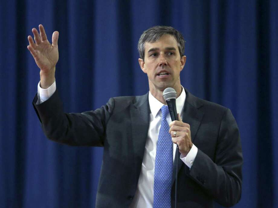 If Beto O'Rourke wins a seat in the U.S. Senate this year, one notable member of Congress thinks that it would make him a dark horse contender for the White House. Photo: William Luther /San Antonio Express-News / © 2018 San Antonio Express-News