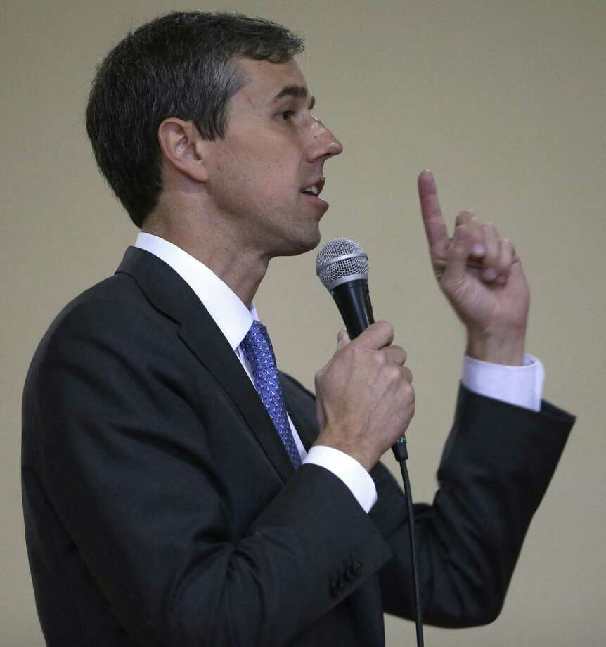 The Editorial Board recommends Rep. Beto O'Rourke of El Paso in the Democratic primary for U.S. Senate. Incumbent Ted Cruz is the board's choice in the Republican primary. Photo: William Luther /San Antonio Express-News / © 2018 San Antonio Express-News