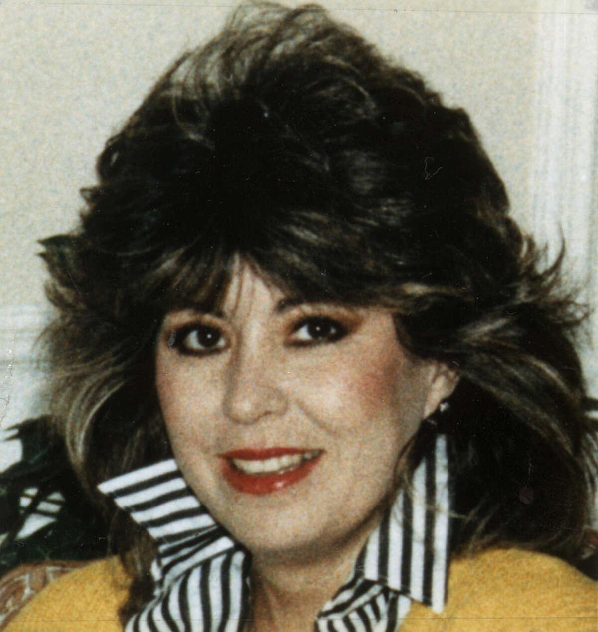 CONTACT FILED: MARILU SERRATO GERI. copy shot of Marilu Serrato Geri, 33, Sugar Land murder victim, killed in her home, Valentine's Day Feb. 14, 1986.