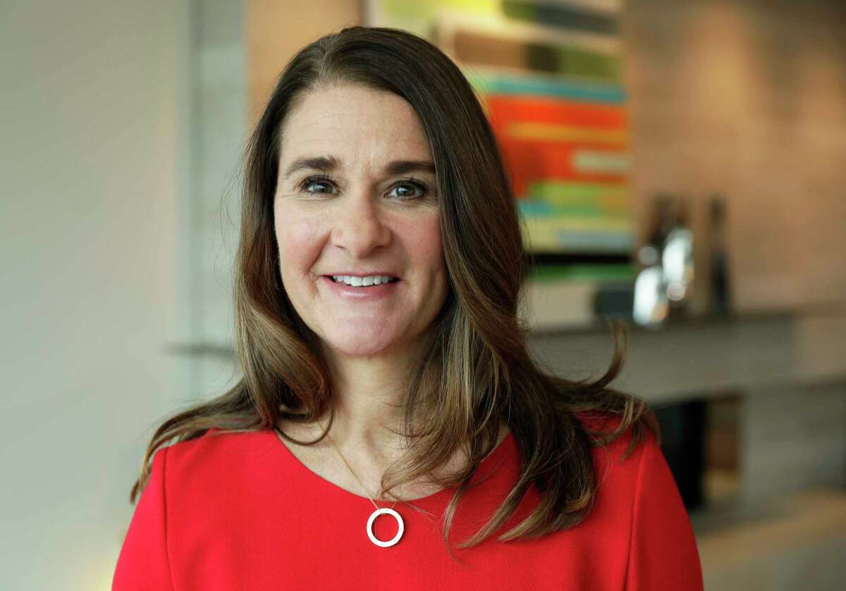 Melinda Gates has been named