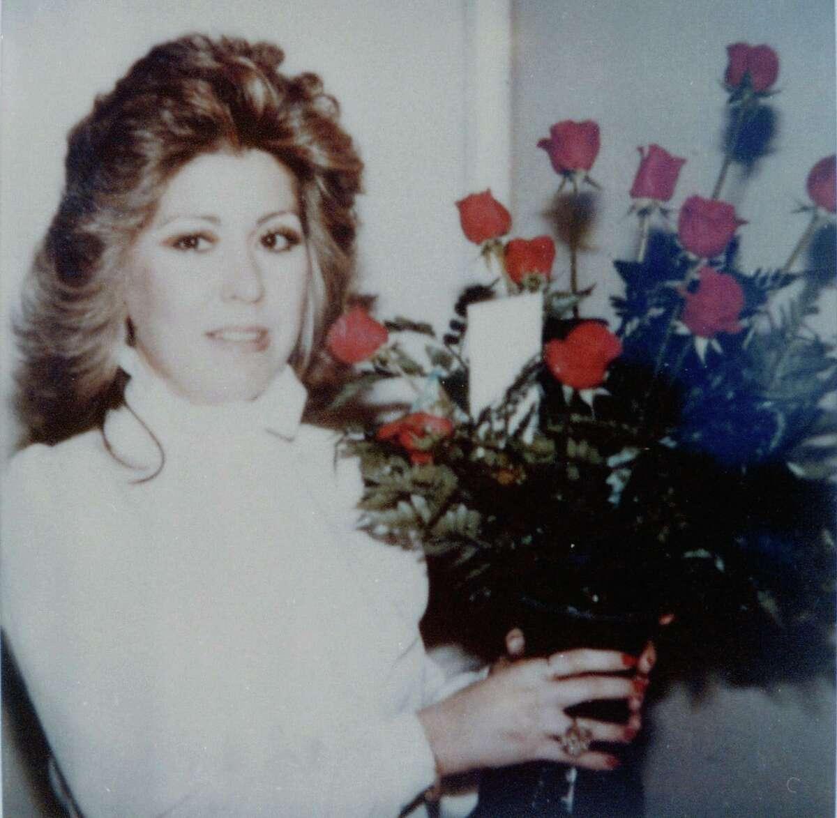 Marilu Serrato Geri, 33, was found dead on Feb. 14, 1986.