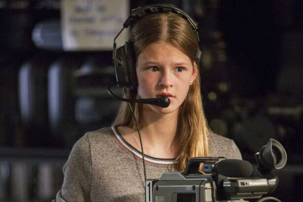 """Peyton Kennedy plays Kate Messner in Netflix's smart and charming """"Everything Sucks,"""" about kids in a modern school."""