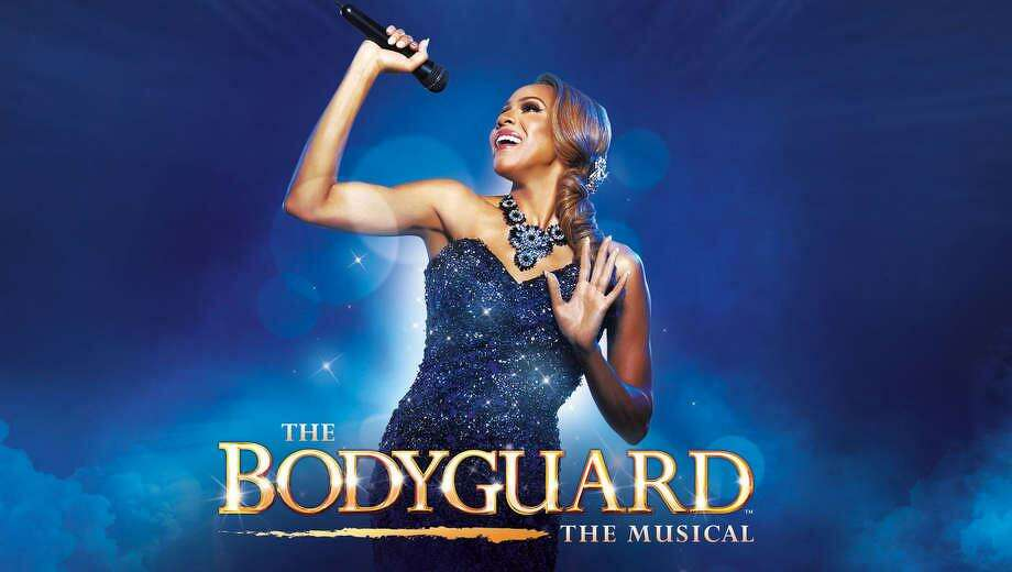 """""""The Bodyguard: The Musical"""" comes to The Bushnell in Hartford on Feb. 20. Photo: Courtesy Of The Bushnell"""