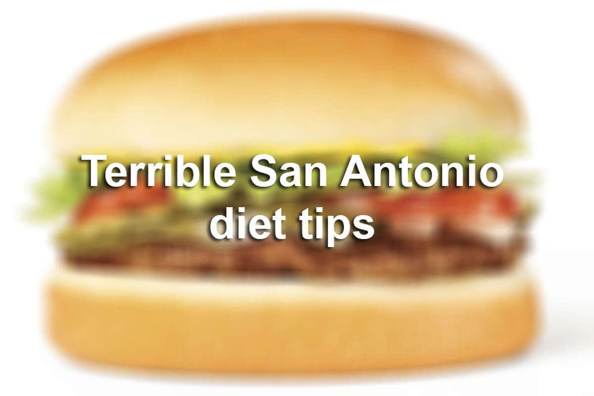 Forget about Weight Watchers or Nutrisystem, all you really need to shed a few pounds is a puro San Antonio outlook for your everyday meals. Here's how to make better food choices, eat less and move more - the San Antonio way.