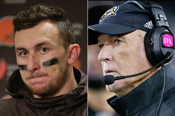 John McClain says the best course of action for Johnny Manziel is to go play for noted offensive guru June Jones with Hamilton of the Canadian Football League.