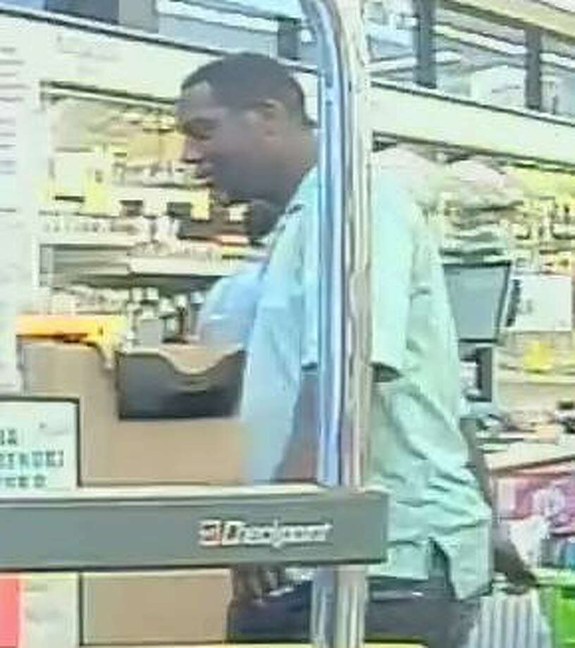 Police are seeking help in identifying a burglary suspect.