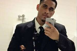 Abel Esquivel, 23, was shot dead with a stolen police gun on Aug. 15, 2017 in San Francisco's Mission District.
