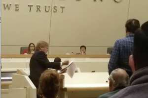 A Fresno man read a series of rap lyrics aloud at a city council meeting to protest a visit from rapper Snoop Dogg for Grizzly Fest. Via Instagram  @lenjurado