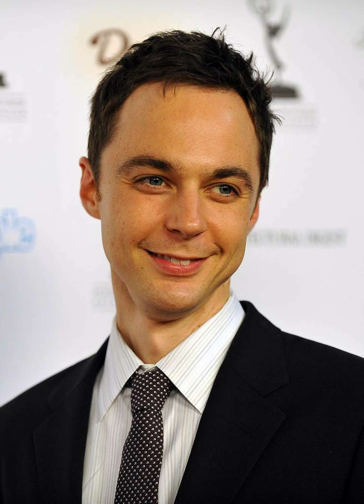 Actor Jim Parsons arrives for the 61st Primetime Emmy Awards outstanding performance nominees reception in West Hollywood, California on September 17, 2009.