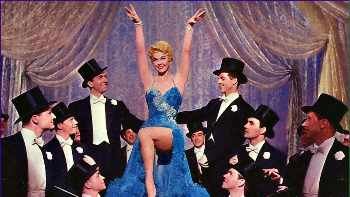 Doris Day gave one of her strongest dramatic performances as the singer Ruth Etting in the 1955 biopic