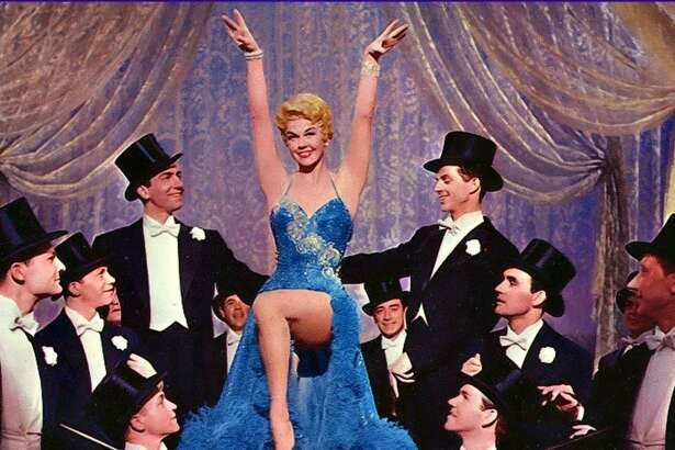 """Doris Day gave one of her strongest dramatic performances as the singer Ruth Etting in the 1955 biopic """"Love Me or Leave Me."""""""