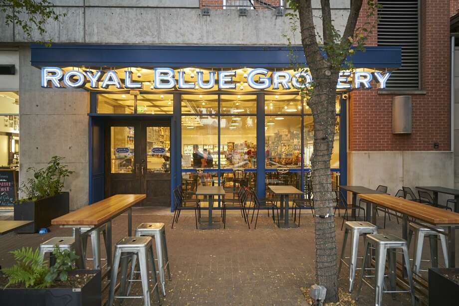 Royal Blue Grocery, a chain of boutique urban markets from Austin, plans to open its first San Antonio location on Houston Street downtown. Photo: Courtesy Of Royal Blue Grocery / Lars Frazer Photography