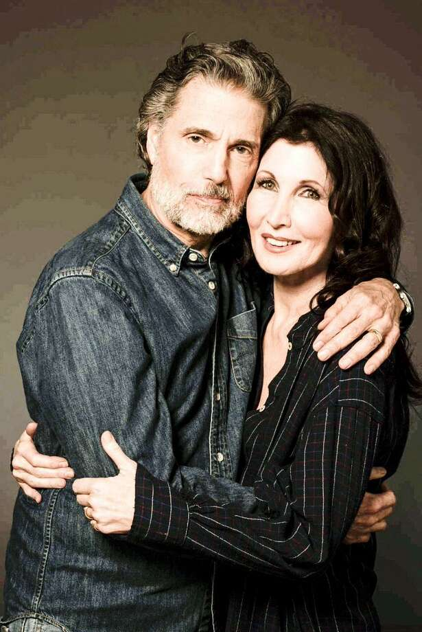 Joanna Gleason and Chris Sarandon Photo: Contributed Photo / Fairfield Citizen
