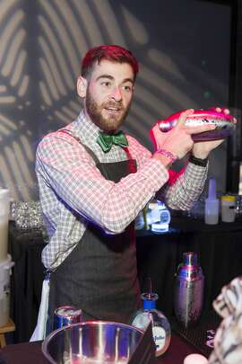 Andrew Meltzer attends Science of Cocktails 2018 on February 9th 2018 at Exploratorium, Pier 15, The Embarcadero, SF in San Francisco, CA.