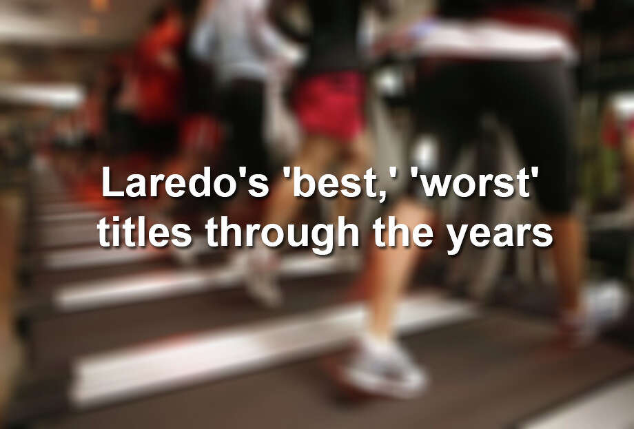 Click through to see more titles Laredo has been given through the years. Photo: Getty Images