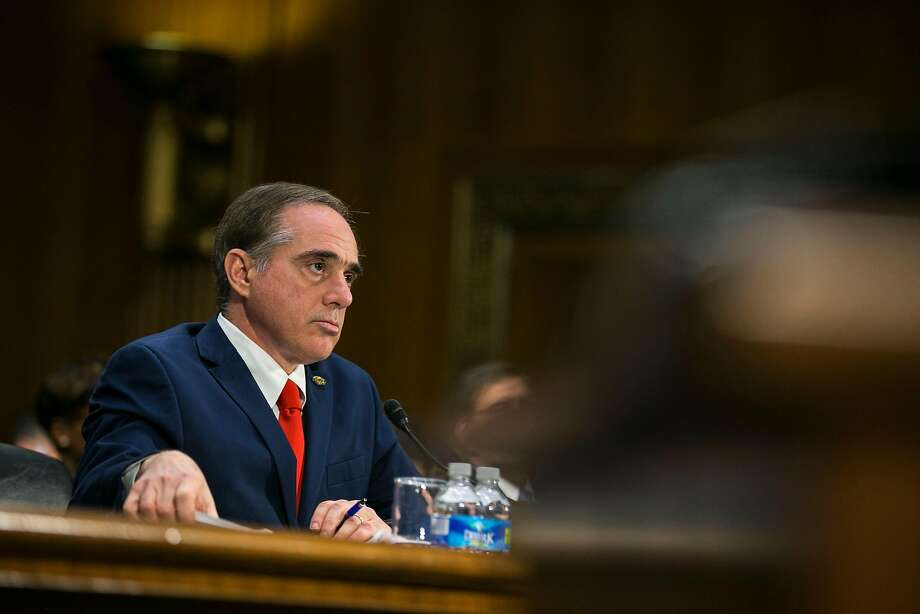An inspector general's report found serious derelictions in David Shulkin's 10-day, $122,000 business trip to Europe, which included airfare for his wife and extensive sightseeing. Photo: AL DRAGO, NYT