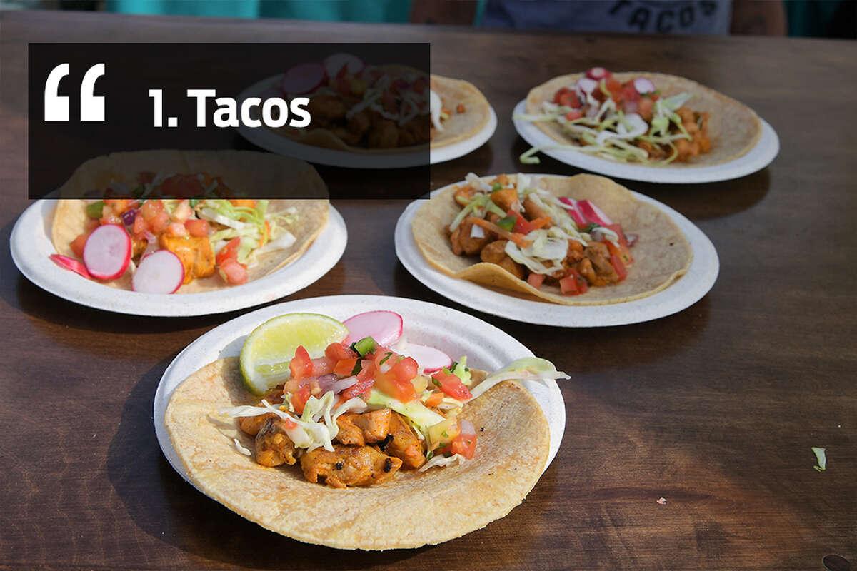 Alice BlancoBustamante: 1. Tacos