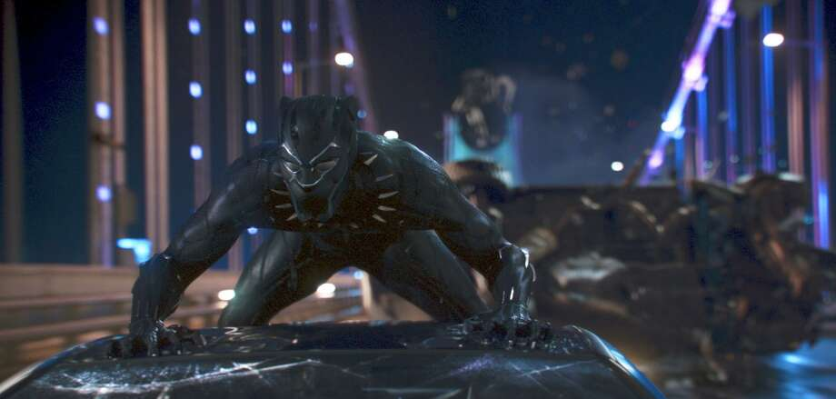 """Black Panther"" brings the first black superhero in mainstream comics to the big screen. Photo: Matt Kennedy /Marvel Studios / null"
