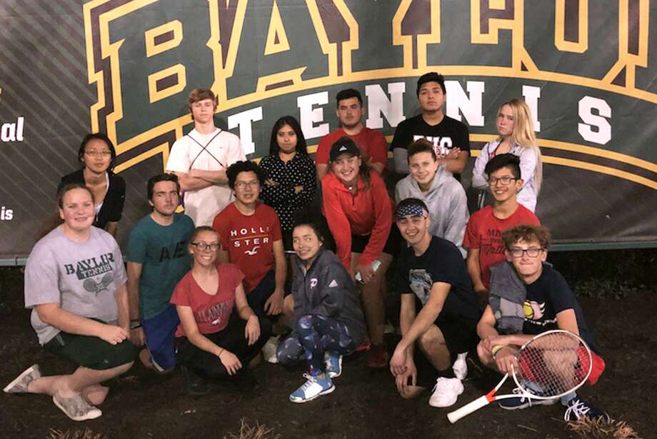 The Plainview tennis team competed in a tournament in Waco over the weekend. The local netters brought home one championship and had three third-place finishes and a fourth-place finish. Photo: Courtesy Photo
