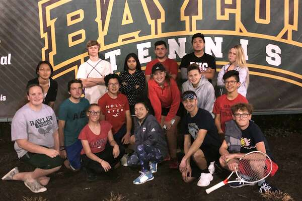 The Plainview tennis team competed in a tournament in Waco over the weekend. The local netters brought home one championship and had three third-place finishes and a fourth-place finish.