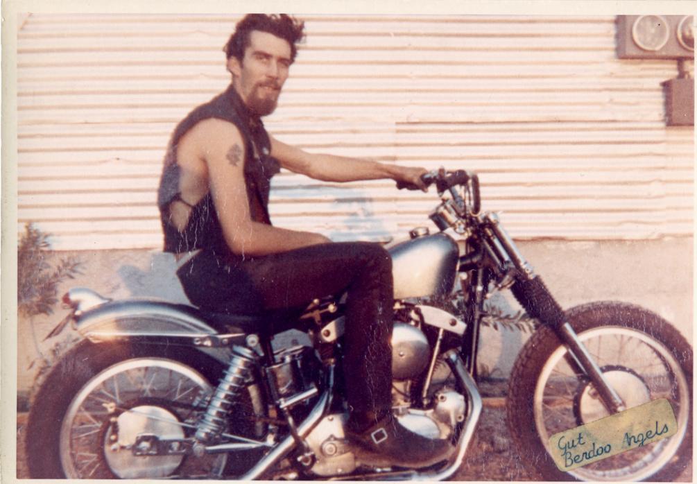 """Outlaw biker and counterculture artist Allan """"Gut"""" Terk dies"""